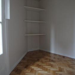 Dormitorio en esquina
