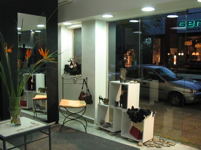Muebles y dise o interior para local comercial for Casa muebles palermo