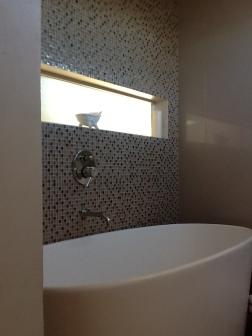 bañera isla